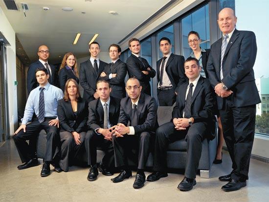 עורכי דין משרד שבלת / צלם: איל יצהר